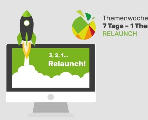 Relaunch Web Themenwoche