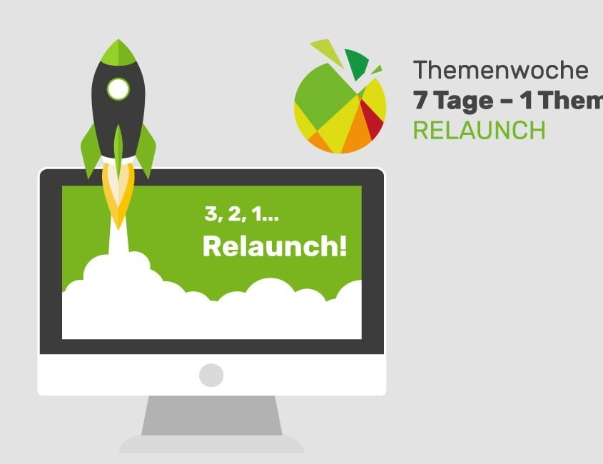 Relaunch Web Themenwoche