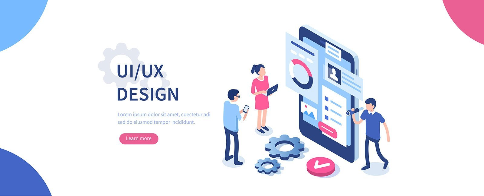 econsor UI/UX Design Marketing
