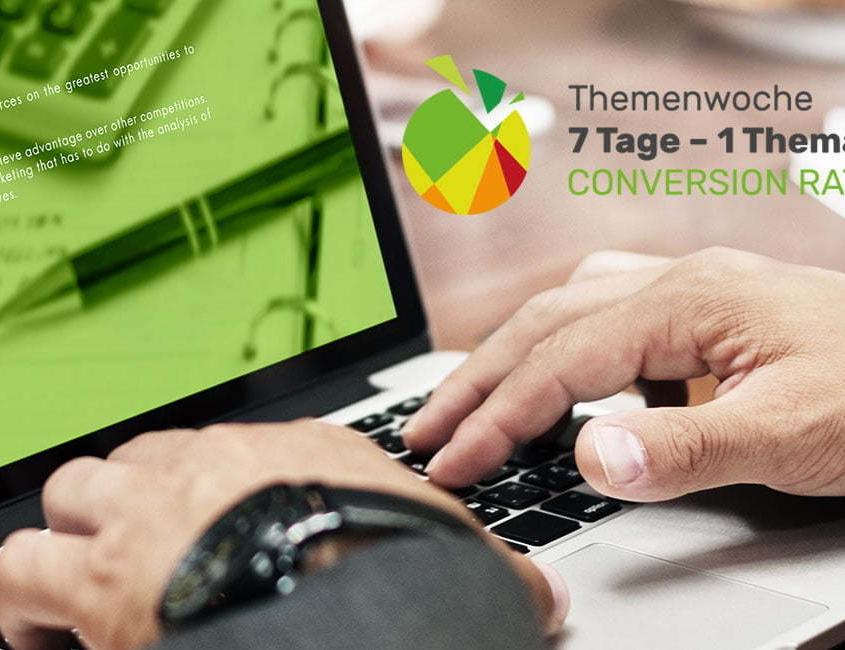 econsor Themenwoche Conversion Rate B2B