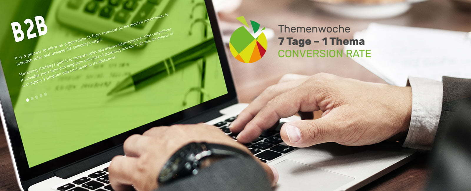 econsor Themenwoche Conversion Rate B2B