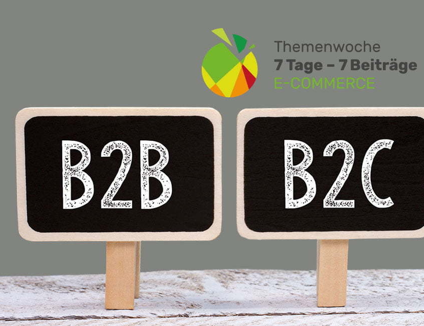 Blog econsor Themenwoche E-Commerce B2B