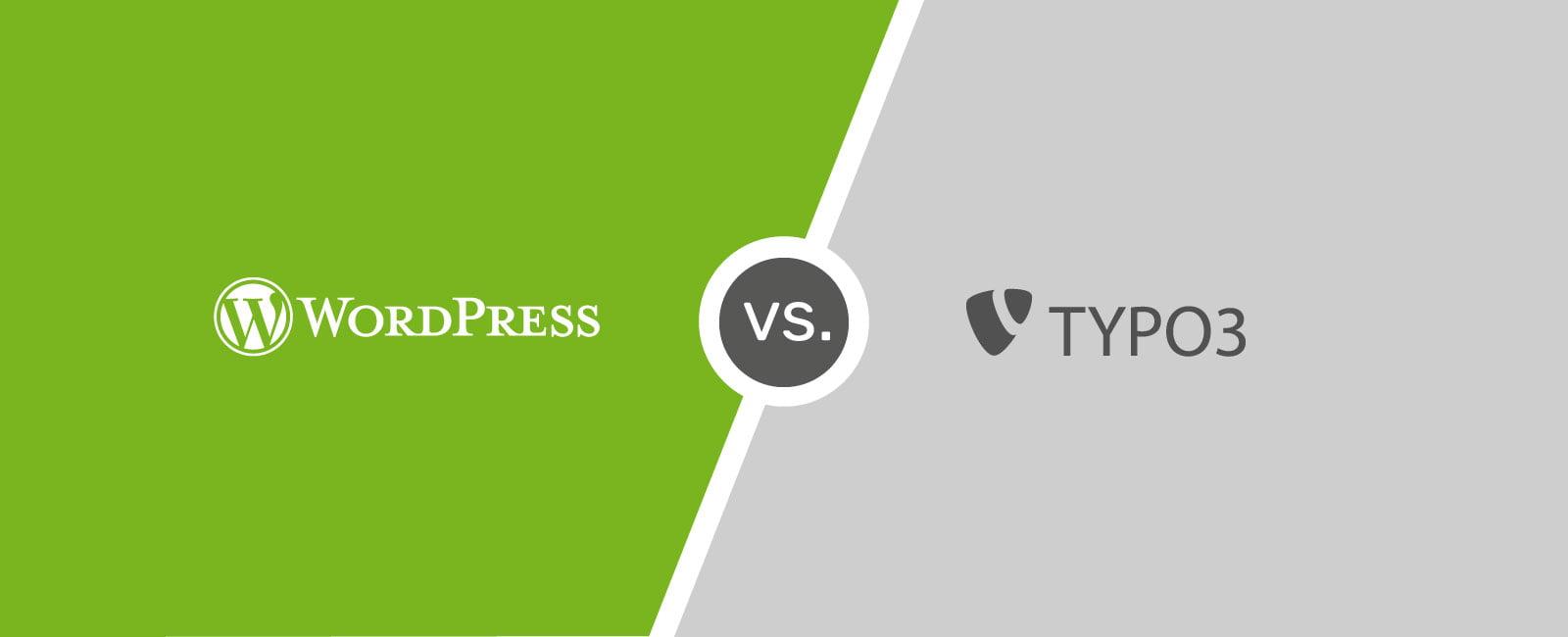 Wordpress vs TYPO3