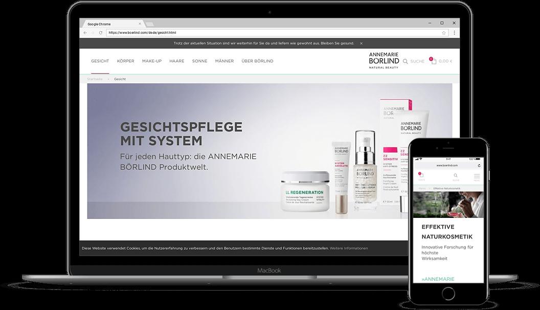 Börlind Naturkosmetik Online-Shop