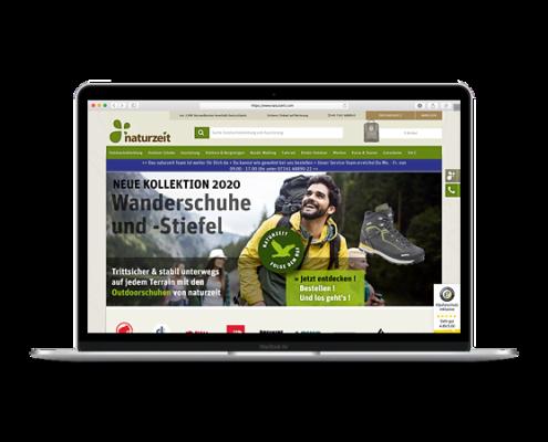 Online-Shop naturzeit.com
