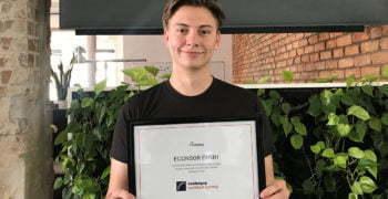 Unser Entwickler Dominik Tetzloff ist nun zertifizierter Heidelpay-Entwickler
