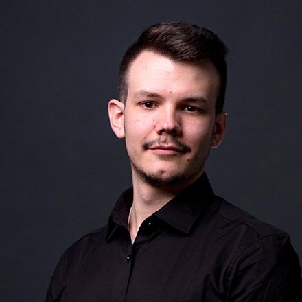 Teamleiter Max Herber