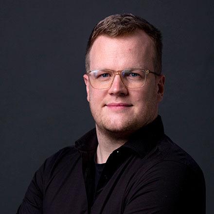 Teamleiter Julian Wottawa